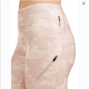 Pink Camo RBX Crop Legging size M